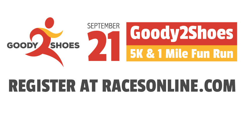 Goody 2 Shoes 5K & 1 Mile