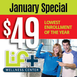 January Enrollment Special