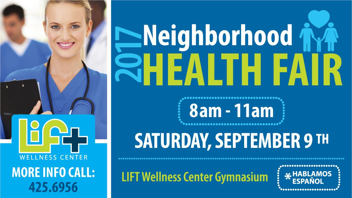 Neighborhood Health Fair