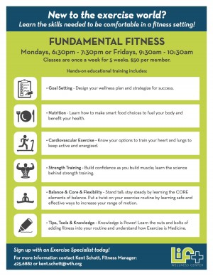 Fundamentals of Fitness