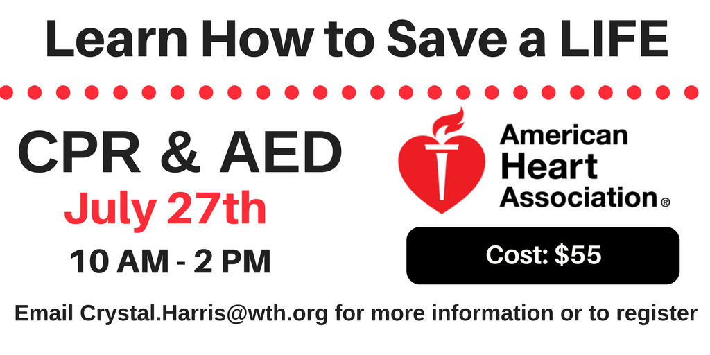 Community CPR & AED