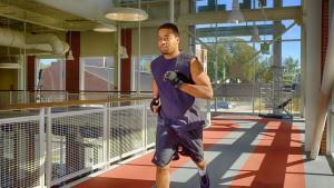 LIFT Center Gym Upper Track