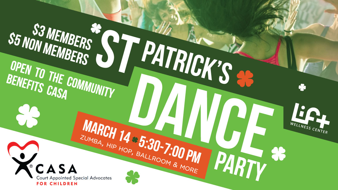 St. Patrick's Dance Party