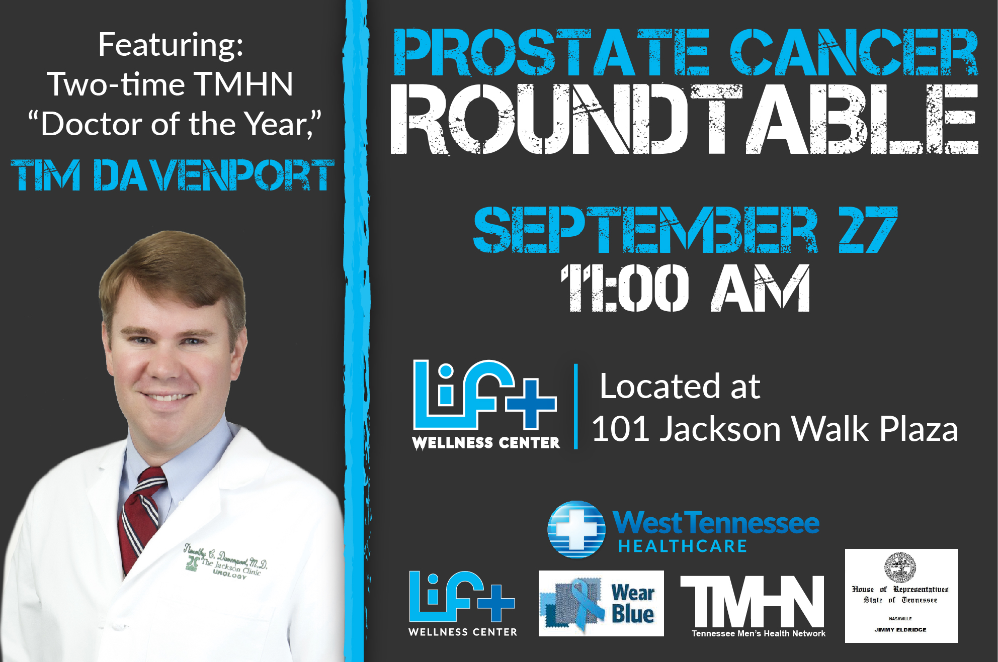 TN Men's Health Network: Prostate Cancer Round Table
