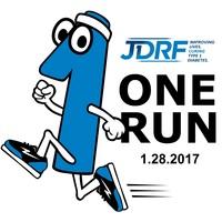 JDRF One Run