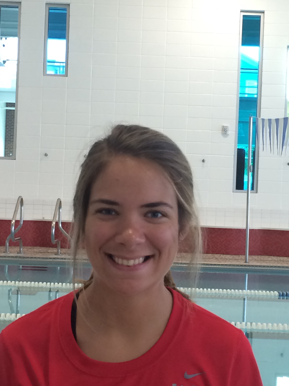 Beka Guthrie | Lifeguard