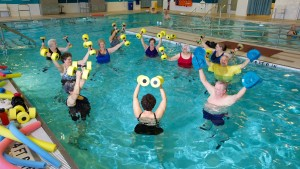 Swim Classes / Water Aerobics Jackson TN