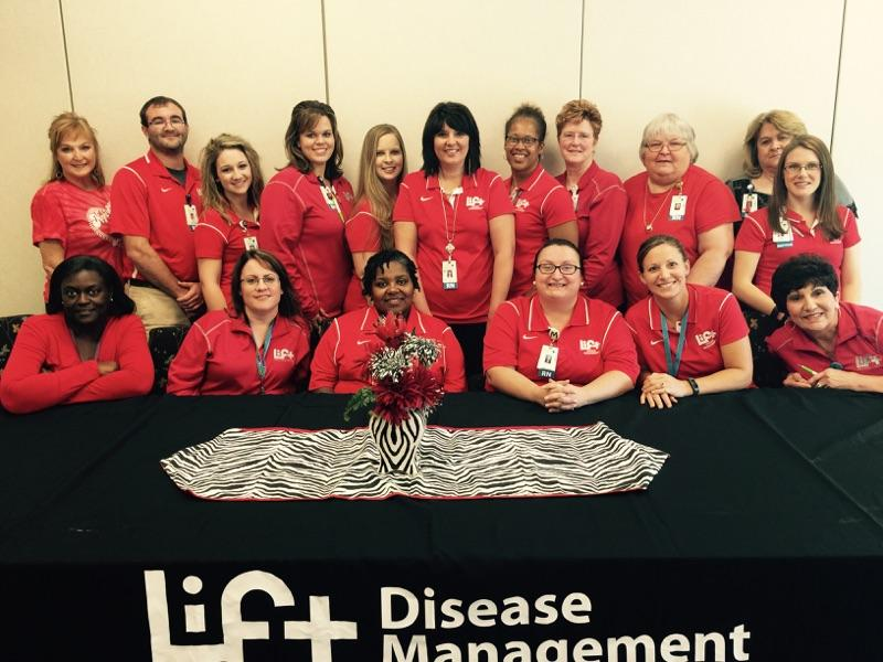 Disease Management Staff