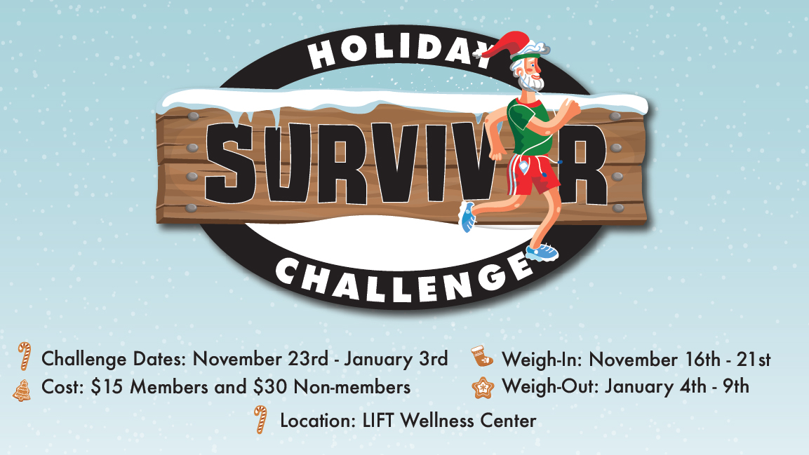 Holiday Survivor Challenge