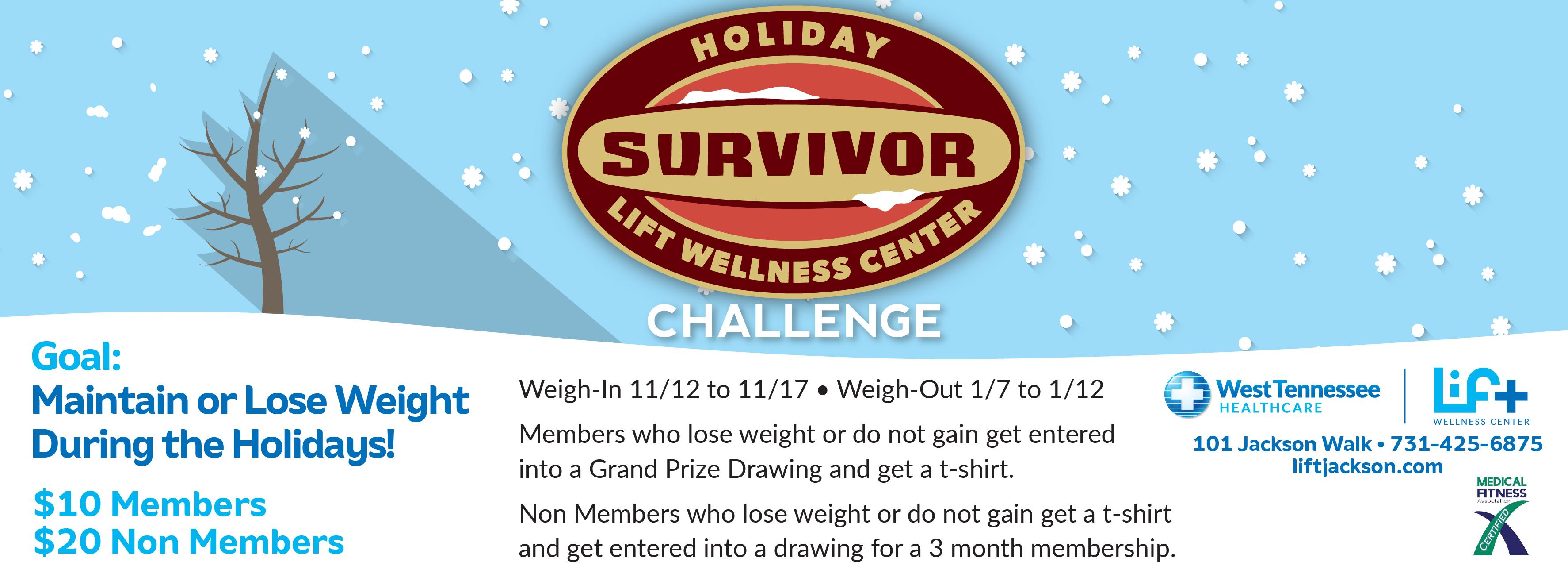Holiday Survivor