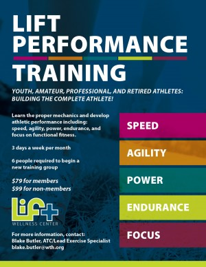 LIFT Performance Training