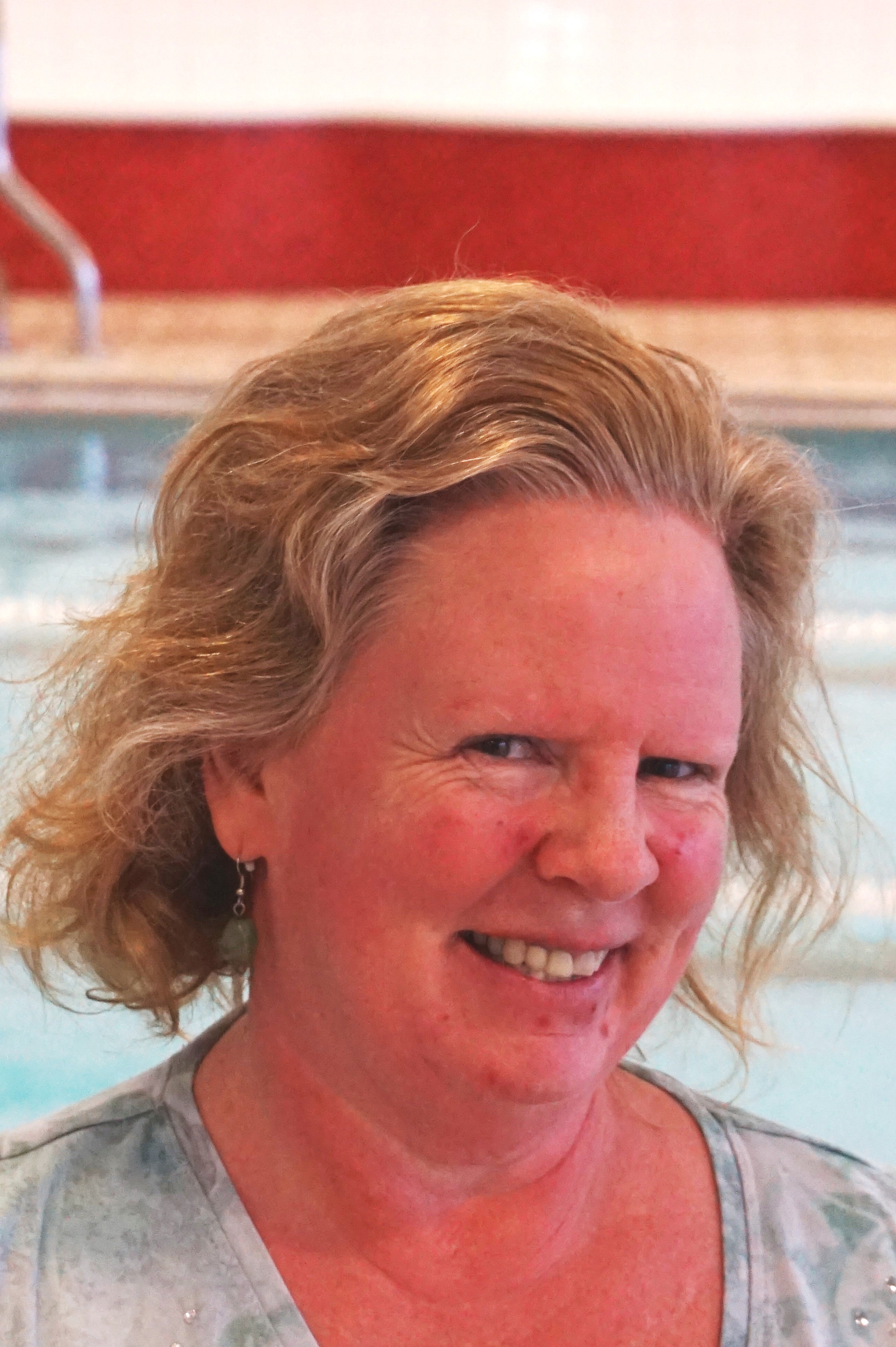 Cathy McCullough | Swim Instructor