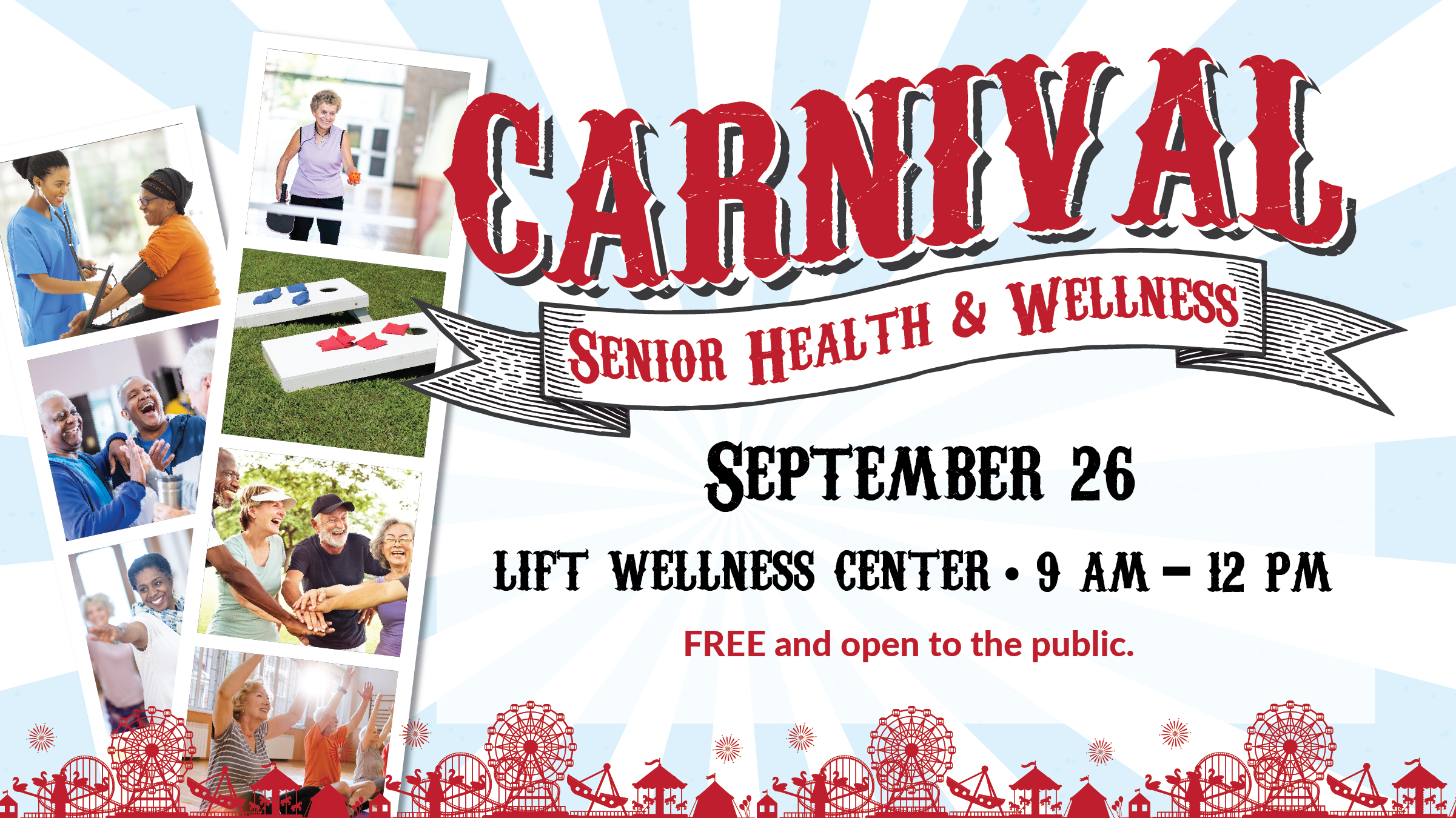 Senior Health & Wellness Carnival